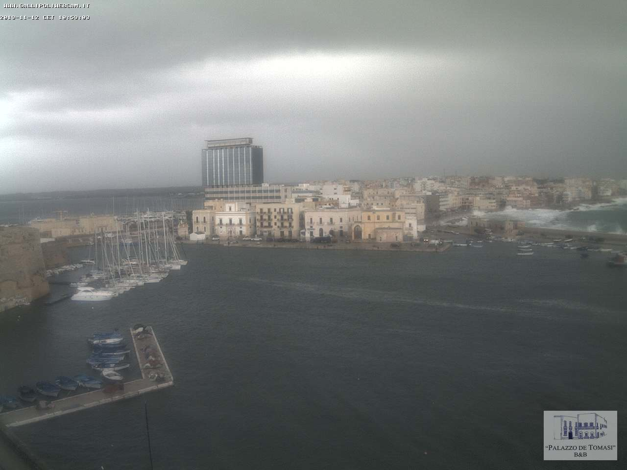 webcam gallipoli