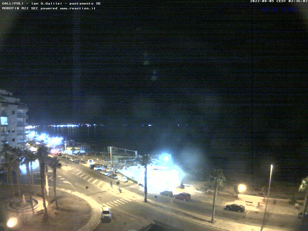 webcam lgm Galilei -puntamento SE